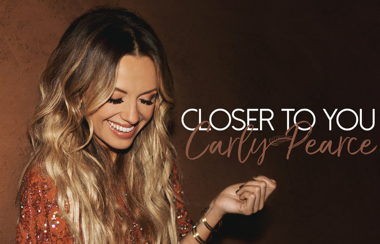 Carly Pearce Album Cover
